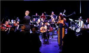 Link to event Middle East Orchestra Night