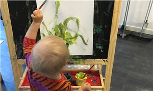 Link to event Open Studio for Toddlers