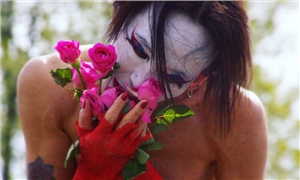 Link to event Ken Mai Butoh: In the Shadow of the Valley of Death PREMIER – 死の谷間の中の影