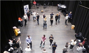 Link to event Folk Dances with Live music workshops | Czech Republic & Belgium